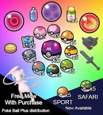 Master Balls, Orbs, Bottle Caps, PP Max, and more for Pokemon Sword and Shield