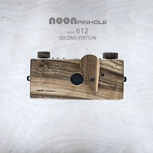 noon pinhole panoramic camera 6x12  6x6 6x9  obscura stenope MF