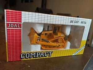 Caterpillar metal Tracteur avec chenille D10 JOAL ref 220 Neuf Boite collection