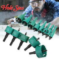 M42 High Speed Steel Wood Hole Saw Tooth Cutter Drill Bit For Woodworking Set