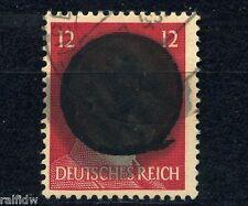 Lokalausgabe Wittenberg 12 Pfg. Schwärzung 1945 StTdr. Michel II geprüft (S7501)
