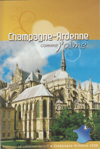 France Yvert # COL 13 Serie collectors MNH Champagne-Ardenne  comme j'aime