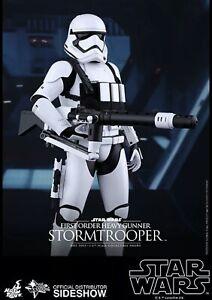 Star Wars,Hot Toys,Stormtrooper Heavy Gunner Figure. Brand new,in stock U.K.