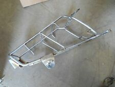 yamaha qt50 yamahopper rear back chrome luggage rack carrier  1982 1984 1985 86