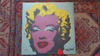 Andy Warhol - MARILYN MONROE - LILA