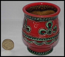 Decorative European Art Pottery Jars