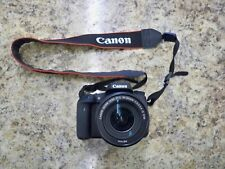 CANON EOS REBEL T6s **AS IS**