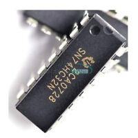 10PCS 74HC32 7432 74HC32N Quadruple 2-Input OR Gates DIP-14 New IC