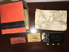 NOS Niehoff 6 Volt Voltage Regulator DR 151 Cadillac GM GMC Packard Studebaker