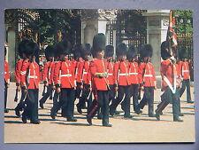 R&L Postcard: Changing the Guard, Welsh Guards, Buckingham Palace, London