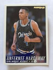 1994-95 Fleer NBA Basketball Card - Orlando Magic #159 Anfernee Hardaway