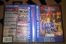 ## Absolut neuwertig: SEGA Mega Drive - Streets of Rage 3 / MD Spiel ##