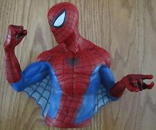 The Amazing Spider-Man Bust Bank Marvel Comics Bust Piggy Bank NEW
