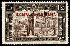 Colonie Italiane - Somalia 1930 Milizia III n. 142 ** (m1874)