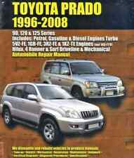 Toyota Prado 1996-2008 Workshop Repair Manual with MPN EPTH034