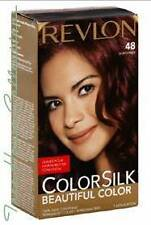 Treehousecollections: Revlon Colorsilk Burgundy #48 Hair Color