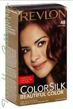 Treehousecollections: Revlon Colorsilk Burgundy #48 Hair Color