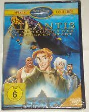 Atlantis - Das Geheimnis der verlorenen Stadt Special Collection NEU OVP