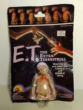 Vintage Original 1982 ET The Extra Terrestrial Wind Up Collectible Toy NOS