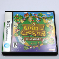 Christmas Gift Animal Crossing: Wild World Game Card for Nintendo 3Ds 2Ds Dsi Xl