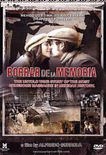 Borrar de la memoria DVD, 2015