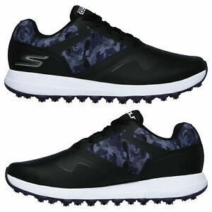 Skechers Ladies Go Golf Max Draw Spikeless Shoes Cushioned Ultra Lightweight