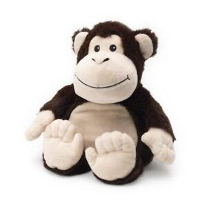 Cozy Plush Monkey Microwaveable Soft Toy - Bed warmer toy