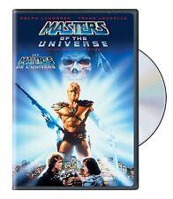 NEW DVD - MASTERS OF THE UNIVERSE - Dolph Lundgren, Frank Langella, Meg Fost