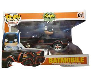 Batmobile 01 Funko Pop