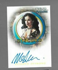 A17 Meighan Desmond Discord Xena autograph card by Rittenhouse