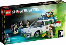 BOITE LEGO IDEAS 21108 ( ECTO 1 ) SOS FANTOMES NEUF ENCORE SOUS SCELE +10 ANS