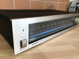 VINTAGE PIONEER TX- 520L AM/FM STEREO TUNER - Made in Japan, Vintage seperates