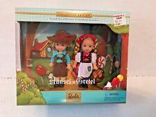 Nos Barbie Collectibles Hansel & Gretel 2000 Storybook Favorites Mattel 28535