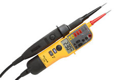 NEW Fluke T130 Voltage Continuity Electrical Tester UK Version FREE DELIVERY