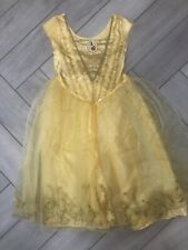 Disney Belle costume age 5-6