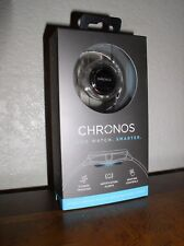 Chronos wearable disc |Make any watch a Smartwatch| fitness tracker, alerts -NEW