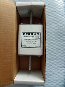 New FERRAZ A140AKH1000M3L PROTISTOR FUSE  1400v AC 1000A Free US Shipping