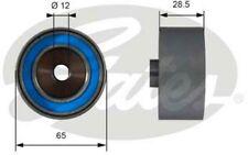GATES Polea inversión/guía correa distribución Para OPEL MERIVA T42081
