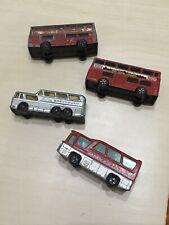 Classic Vintage Diecast Hot wheels Tomica Matchbox Corgi Junior Bus Greyhound