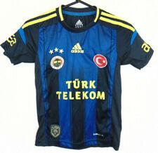 2012-2013 Fenerbahce Adidas Football Shirt Jersey Medium Boys