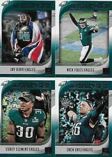 2018 Donruss The Champ is Here Superbowl Champion Eagles complete 20 crd set lot