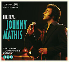 Johnny Mathis REAL Ultimate Collection 54 ORIGINAL RECORDINGS Best Of NEW 3 CD