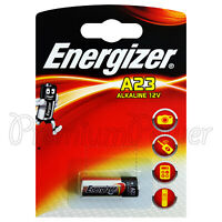 1 x Energizer Alkaline A23 battery 12V MN21 A23 K23A LRV08 23AE Alarm Calculator