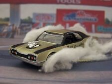 """1966 / 1967 HURST """"HAIRY OLDS"""" 442 OLDSMOBILE COLLECTIBLE DIORAMA 1/64 MODEL"""
