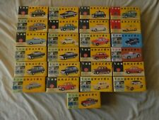 CORGI : VANGUARDS : ASSORTED 1/43 SCALE MODELS : SEE PHOTO'S