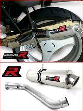 DOMINATOR Exhaust ROUND BMW R850GS R1100R R1100GS R850RT R850R -03 + DB KILLER