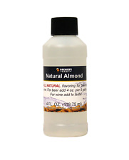 Brewers Best Natural ALMOND Flavoring Extract for Beer & Wine