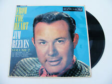 Jim   Reeves  From The  Heart  Volume 2  EP  Original 1961  Vinyl  Single Record