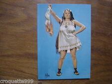 CP carte postale Postcard Illustrateur ASLAN liberté nu fkk sexy pin up