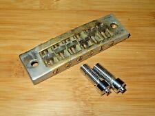 Gotoh Gold L5 S Harmonica Bridge & Mts